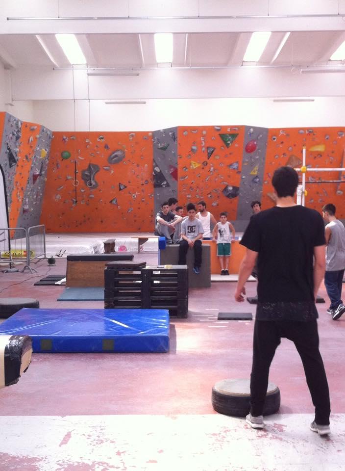 Workshop Parkour
